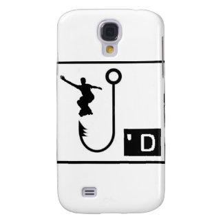 Inline Skate Hooked Samsung Galaxy S4 Case