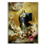 Inmaculada Concepción, 1635 Postal