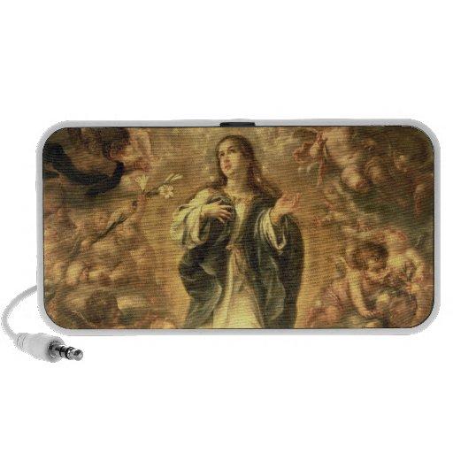 Inmaculada Concepción, 1670-1672 Notebook Altavoz