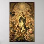 Inmaculada Concepción, 1670-1672 Posters