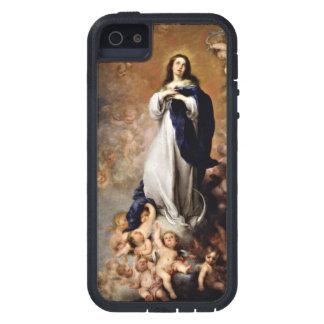 Inmaculada Concepción de Murillo de Maria iPhone 5 Case-Mate Carcasas