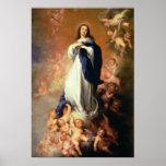 Inmaculada Concepción del Escorial, c.1678 Poster