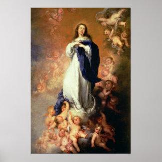 Inmaculada Concepción del Escorial, c.1678 Póster