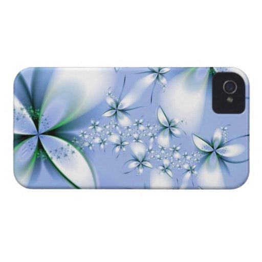 Inmaculado iPhone 4 Carcasas