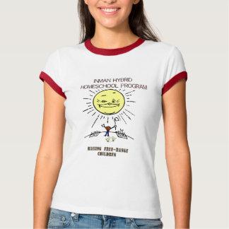 Inman Hybrid Homeschool Program Shirt