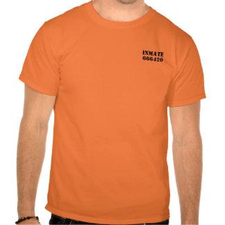 Inmate Shirt