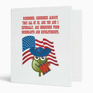 """Inmigraciones y Revolutionists Carpeta 1"""""""