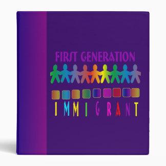 """Inmigrante de la primera generación carpeta 1"""""""