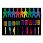 Inmigrante Felicitaciones