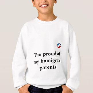 Inmigrantes en los E.E.U.U. Sudadera