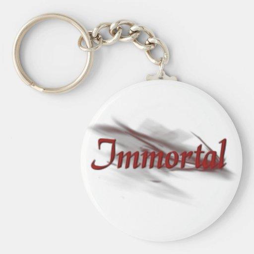 Inmortal Llavero Personalizado