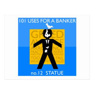 inmortalizado… destrozó… ocupan Wall Street Postales