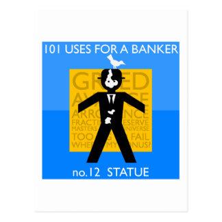 inmortalizado… destrozó… ocupan Wall Street Tarjetas Postales
