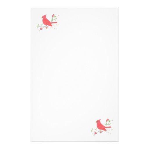 Inmóvil cardinal papelería