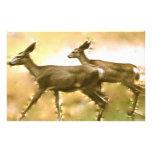 Inmóvil reciclada ciervos ideales papelería