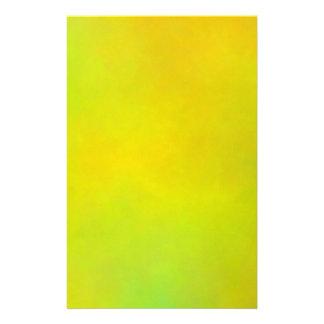 Inmóvil verde gradual papelería