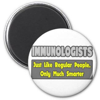Inmunologistas… más elegantes imanes de nevera