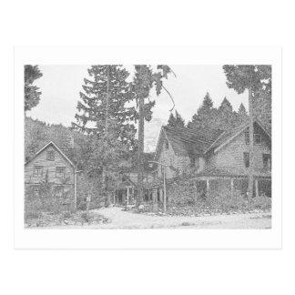 Inn at Longmire Postcard