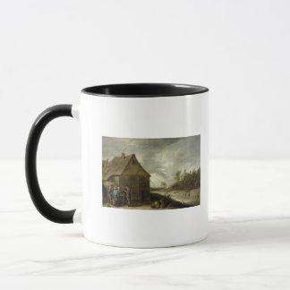 Inn by a River Mug