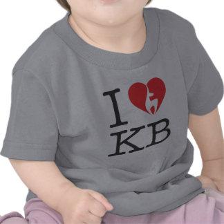 "Inna ""IloveKB"" pastor de bebé"