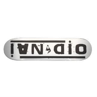"INNA ""OIDnai"" Skatedeck Skateboard Deck"