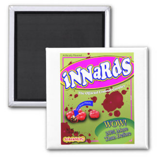 iNNaRdS 2 Inch Square Magnet