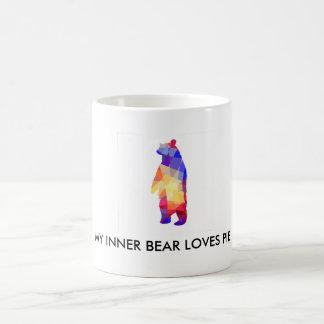 Inner bear mug