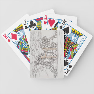 Inner Child Bicycle Playing Cards