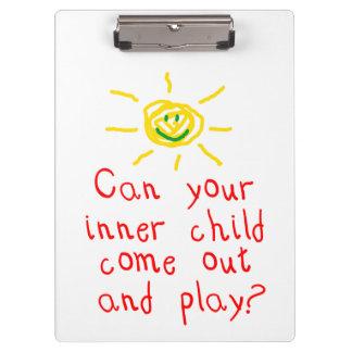 Inner Child Clipboard