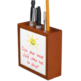 Inner Child Desk Organizer