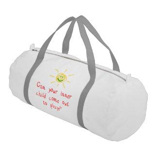 Inner Child Duffle Bag