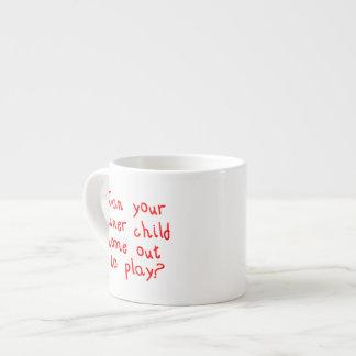 Inner Child Espresso Cup