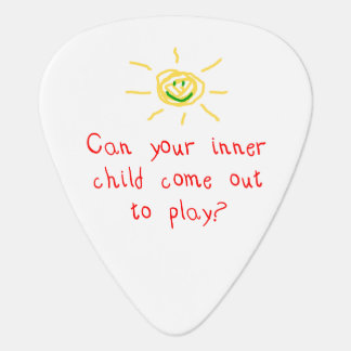 Inner Child Guitar Pick
