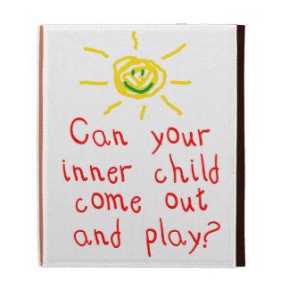 Inner Child iPad Case