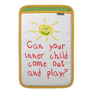 Inner Child MacBook Sleeve