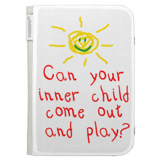 Inner Child Kindle Keyboard Covers
