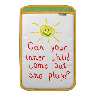 Inner Child MacBook Sleeve