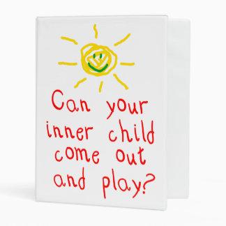 Inner Child Mini Binder