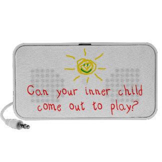 Inner Child Notebook Speaker