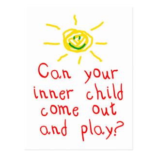 Inner Child Postcard