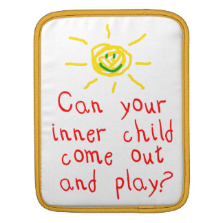 Inner Child Sleeve For iPads