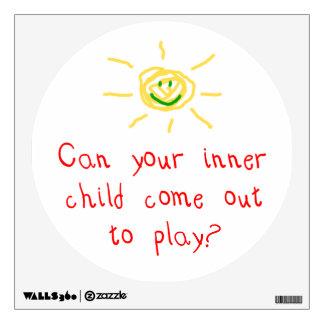 Inner Child Wall Skin