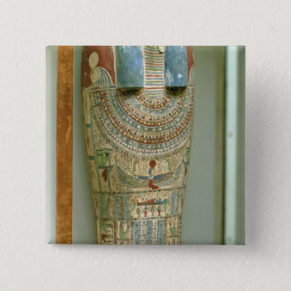 Inner coffin of Djeho, son of Psammetichus, Button