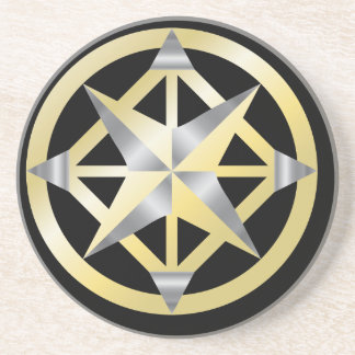 Inner Compass Coaster