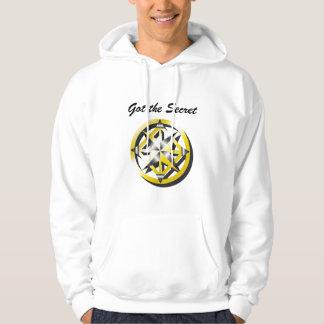 Inner Compass Hooded Sweatshirt