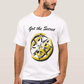 Inner Compass Men's T-Shirt (front & back)