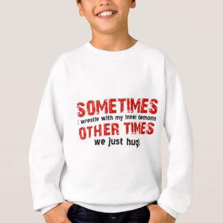 Inner demons sweatshirt