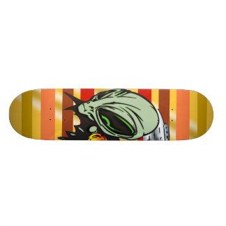Inner Earth Aliens Skateboard