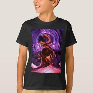 Inner Feelings Abstract T-Shirt