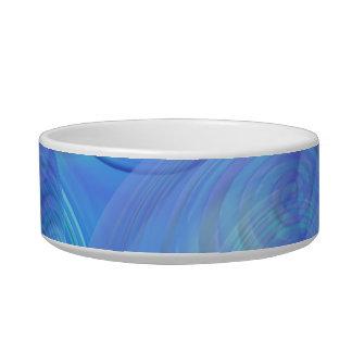 Inner Flow VI – Aqua & Azure Galaxy Bowl